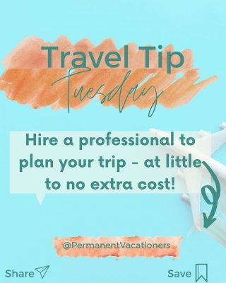 Did you know you pay a commission for your travel, even if you planned it yourself?  ⠀⠀⠀⠀⠀⠀⠀⠀⠀ Every hotel reservation, flight, and excursion includes a commission booked into the price. So, if you're newer to travel, hire an expert to help you navigate ins and outs of planning a trip. Travel is an investment, and planning can be overwhelming. Just like any investment, hiring an expert will ensure you get the best experience for the time and money spend.  Ready to plan your trip?  Contact me to help you book your trip today!  . . . . . . .  #travelmore #wheretonext #travels #destinations #ilovetravel #solotraveler #travelagentslife #travelagentperks #travelagentday #travelagentmalaysia #travelagentbandung #travelagentsrock #luxurytravelagent